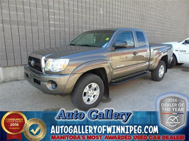 2011 Toyota Tacoma *Low kms!