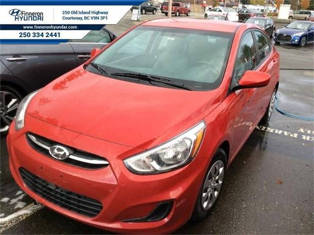 2015 Hyundai Accent GL Auto Loads of Factory Warranty Left.