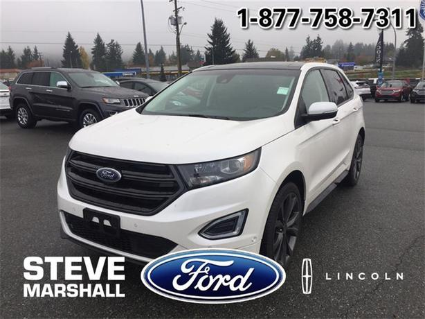 2015 Ford Edge Sport - Panoramic Sun Roof