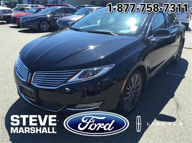 2016 Lincoln MKZ 4dr Sdn AWD