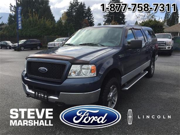 2005 Ford F-150 XLT - One Owner!