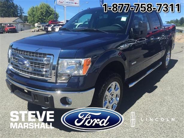 2014 Ford F-150 XLT - Ecoboost Power