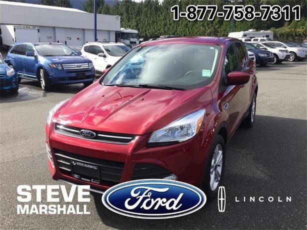 2015 Ford Escape SE - Full of Warranty