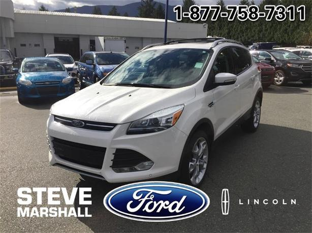 2013 Ford Escape Titanium - Remote Start & Power Liftgate