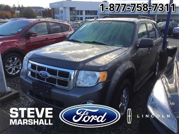2011 Ford Escape XLT - AWD One Owner