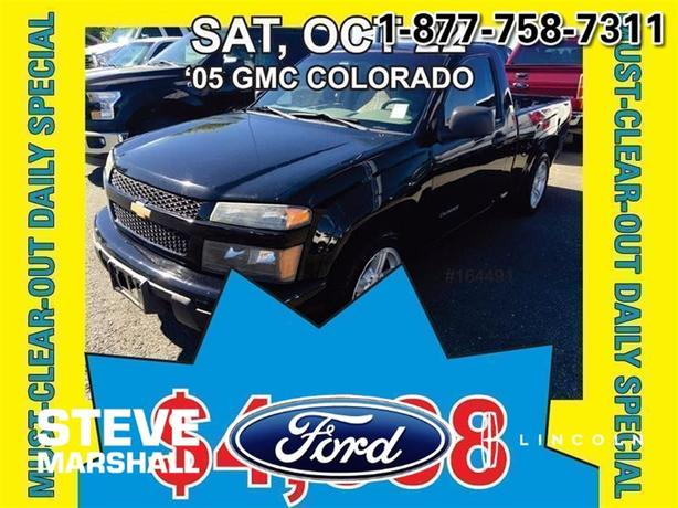 2005 Chevrolet Colorado 1SW Z85 - Very Clean!