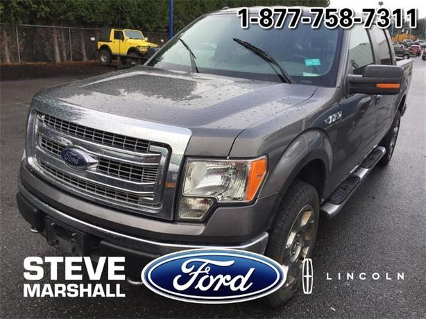 2013 Ford F-150 XLT - XTR One Owner