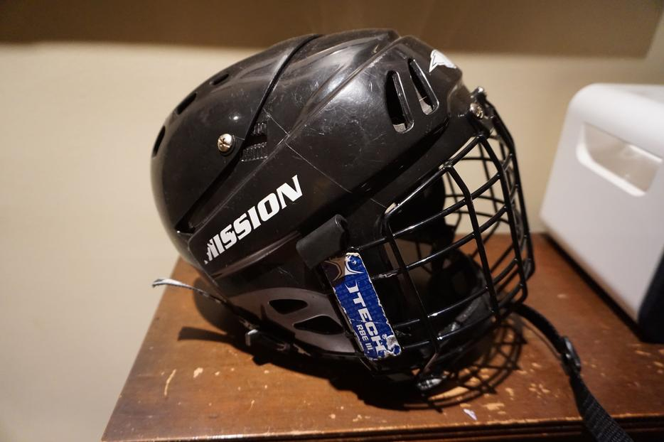 Kids Hockey Helmet with Cage, Size Small (adjustable ...