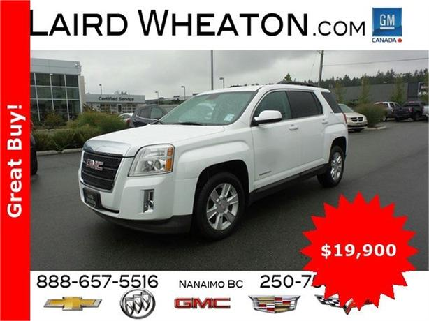 2013 GMC Terrain SLE AWD w/ Back-Up Camera and Heated Front Seats