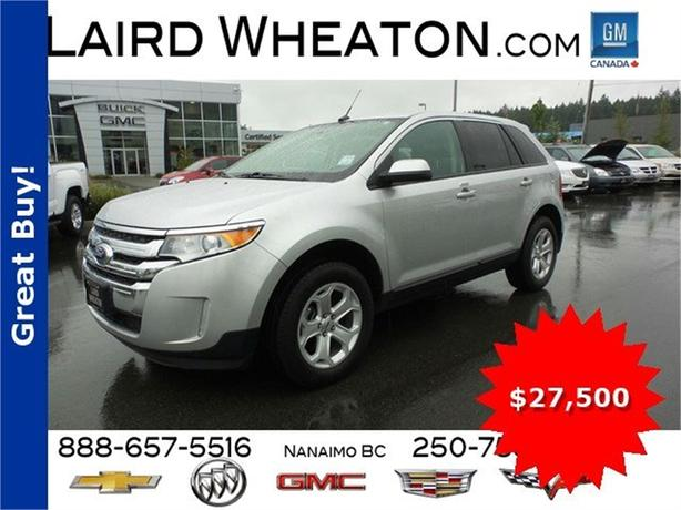 2014 Ford Edge SEL AWD w/ Bluetooth