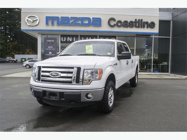2012 Ford F-150 4X4   TOW HITCH