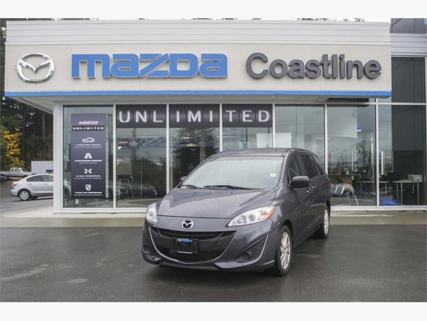 2015 Mazda MAZDA5 GS BLUETOOTH