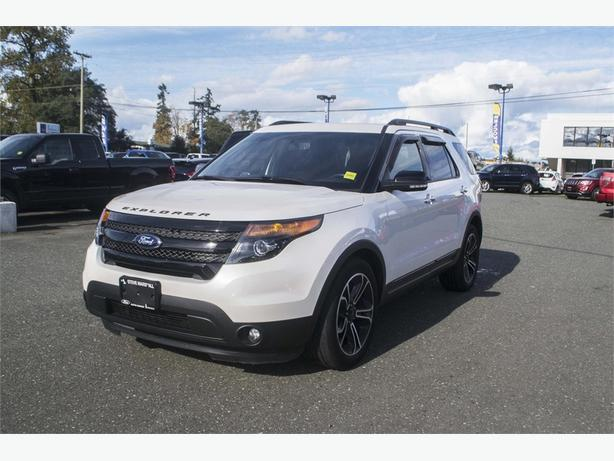 2013 Ford Explorer Sport AWD | LEATHER