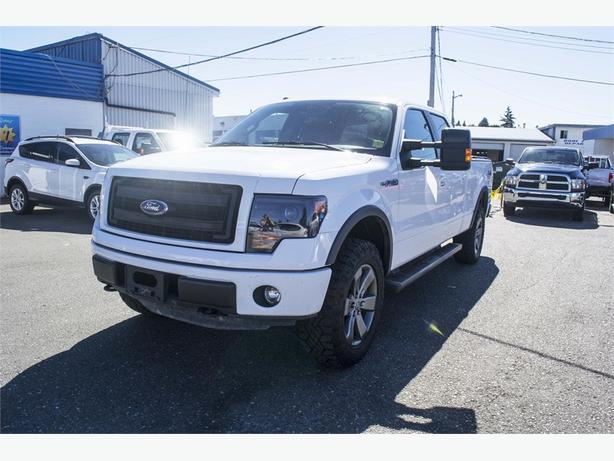 2014 Ford F-150 FX4 4X4 | TOW HITCH