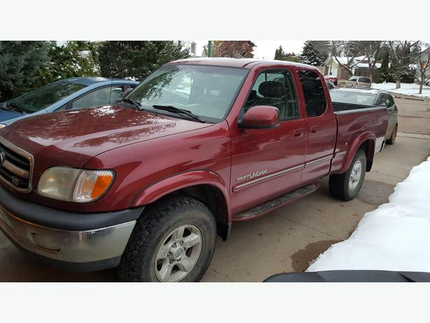 2001 Toyota Tundra 4WD - Reduced!