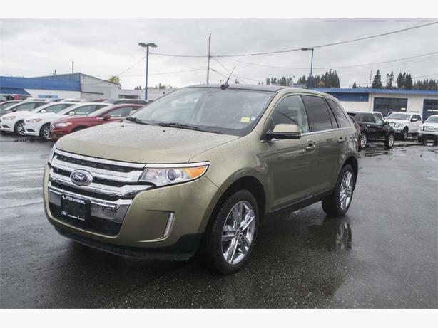 2013 Ford Edge Limited AWD   LEATHER