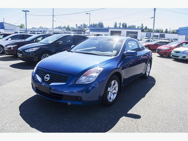 2008 Nissan Altima 2.5 S LEATHER | SUNROOF