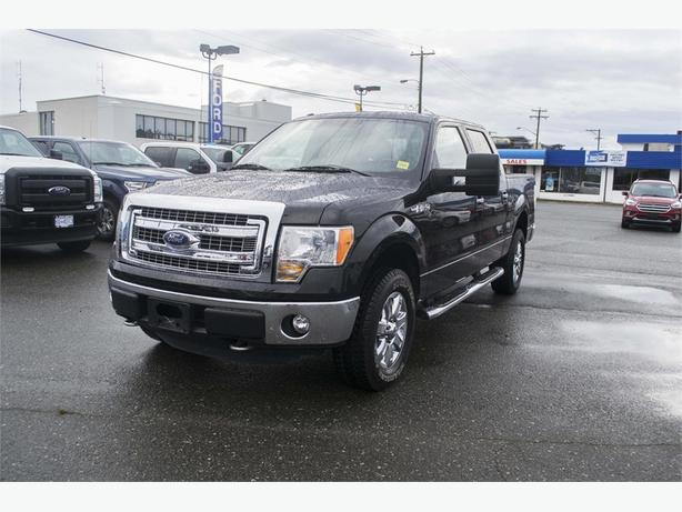 2014 Ford F-150 4X4   TOW HITCH
