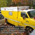1981 Dodge B350 ambulance-$1500.00 or $2,000.00 on payment plan