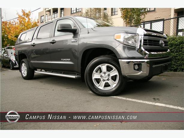 2014 Toyota Tundra SR5 CrewCab 4x4