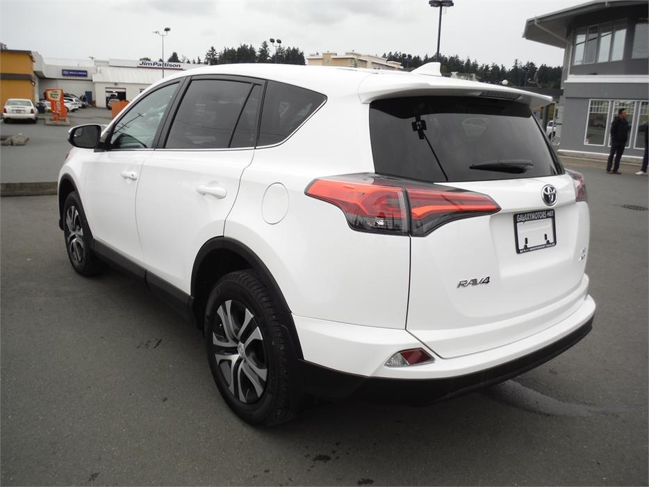 2016 toyota rav4 le bluetooth accident free alloy awd courtenay courtenay comox mobile. Black Bedroom Furniture Sets. Home Design Ideas