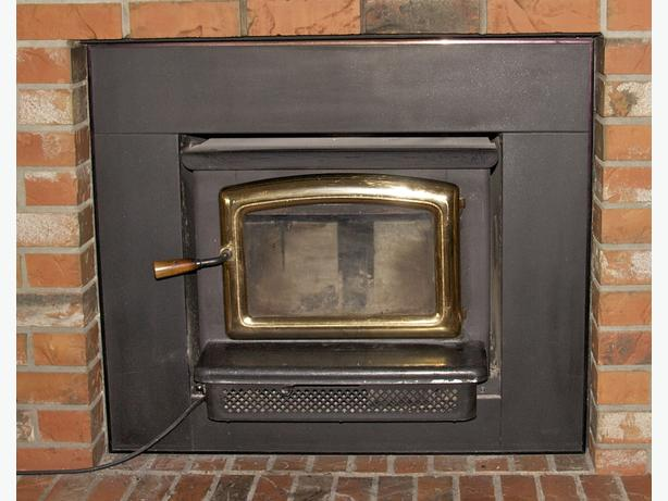 Wood burning fireplace insert- REDUCED!
