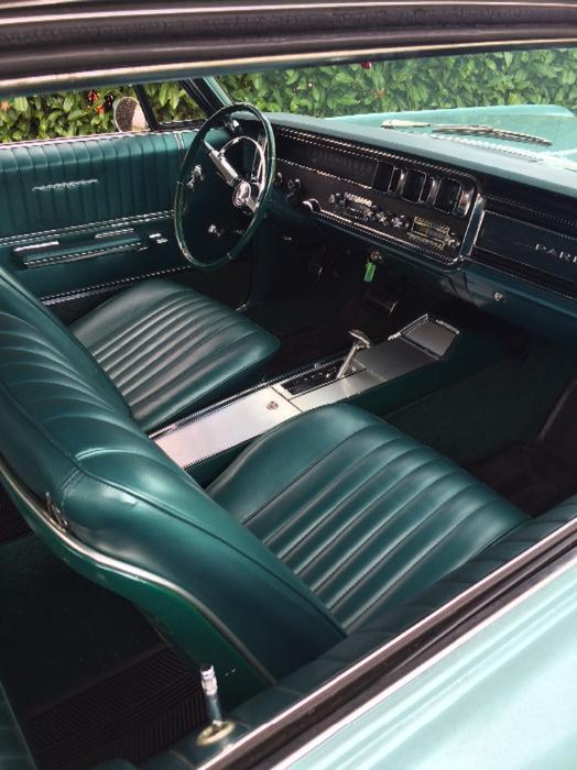1966 pontiac pariseanne