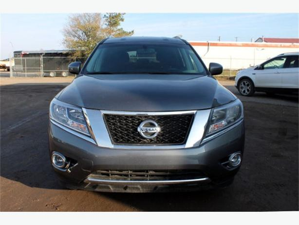 2016 nissan pathfinder sv mfg warranty 4wd 7pass central. Black Bedroom Furniture Sets. Home Design Ideas