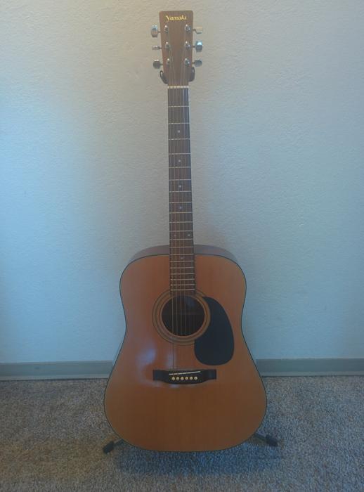 Guitar Cases Vancouver : yamaki acoustic guitar with hardshell case victoria city victoria ~ Russianpoet.info Haus und Dekorationen