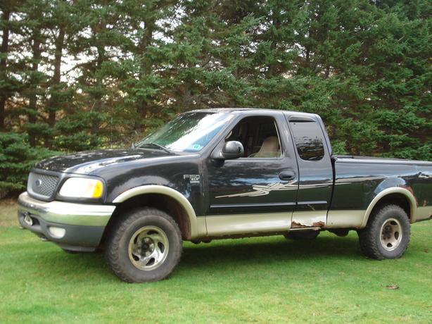 2000 Ford f150 4x4