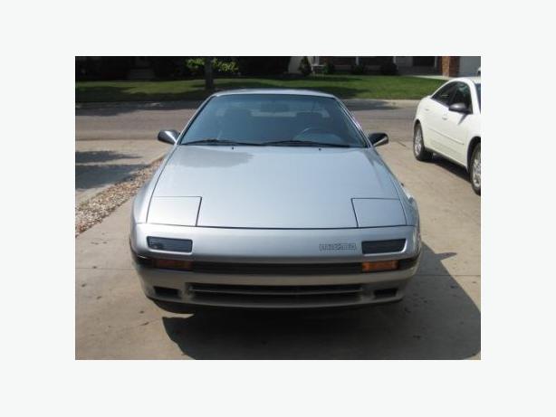 1987 Mazda RX7 GX