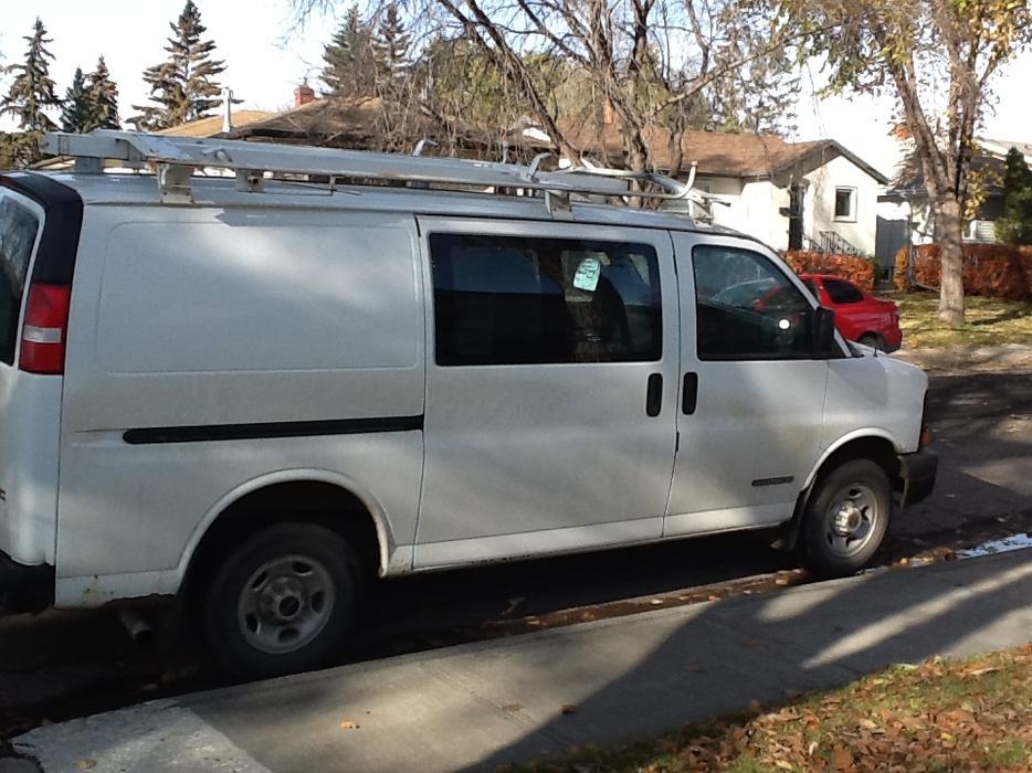 White Cargo Van For Sale South Regina Regina Mobile