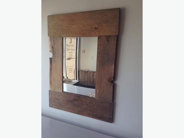 NEW Rustic Farm House Style Mirror