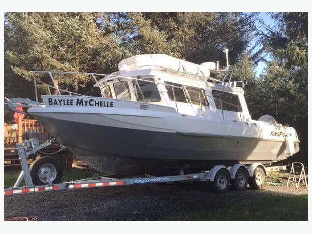Sport Fishing Boat For Sale - 2012 Kingfisher - Baylee MyChelle