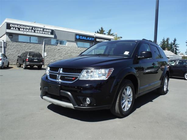 2016 Dodge Journey SXT - 7 Passenger, Keyless Ignition, Alloy