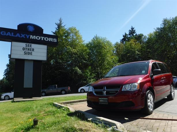 2014 Dodge Grand Caravan SXT - Bluetooth, Dual Climate Control