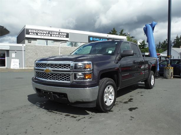 2015 Chevrolet Silverado 1500 Lt Extended 5 3l V8 Regular Box 4wd Outside Victoria Victoria