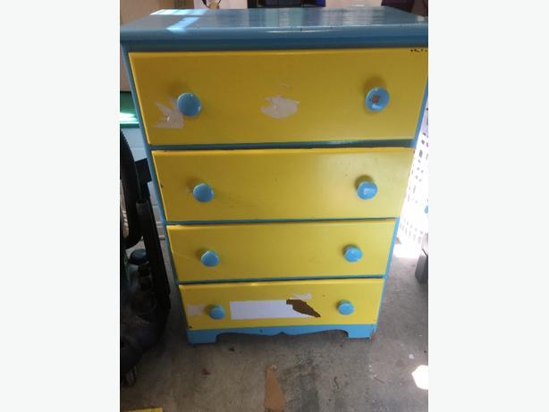 4 drawer dresser north nanaimo