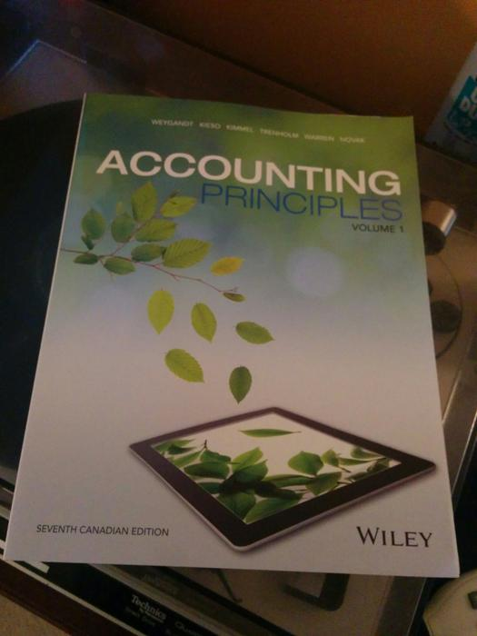 accounting principles 7th canadian edition volume 1 pdf