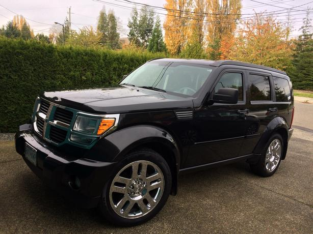 dodge nitro 4x4 parksville nanaimo. Black Bedroom Furniture Sets. Home Design Ideas
