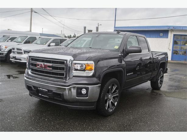 2015 GMC Sierra 1500 SLE 4X4 | LEATHER