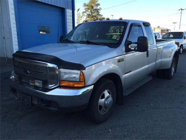 2000 Ford F-350 SD 4x2