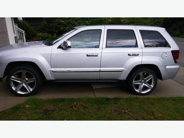 2005 jeep grand cherokee limited hemi langley vancouver. Black Bedroom Furniture Sets. Home Design Ideas