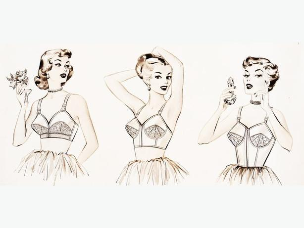 WANTED: Looking for Vintage Lingerie and Swimwear and Other Clothing