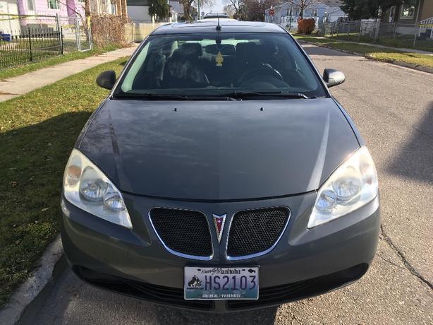 2008 Pontiac G6 SE