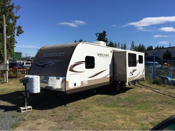 2014 Jayco White Hawk Ultra Light Summit Edition 29 REKS Model