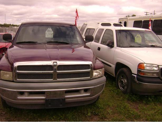 01 Dodge Laramie