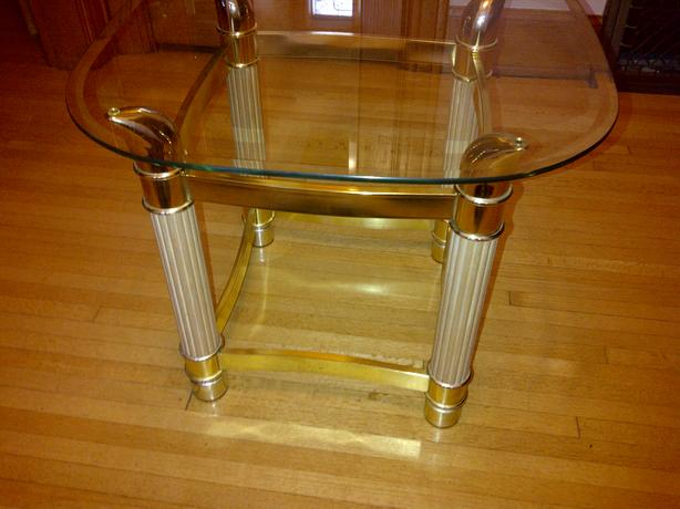Matching set of 3 end tables and coffee table east regina regina Matching coffee table and end tables