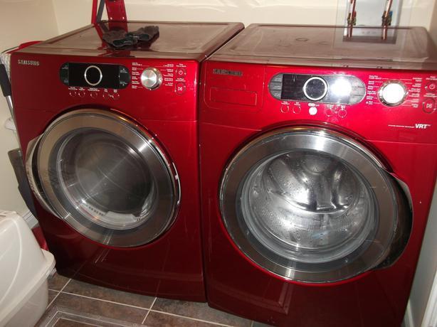 Samsung Full Sized Vrt Washer Dryer Set Saanich Victoria