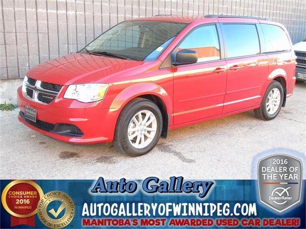2015 Dodge Grand Caravan SXT*Quads/DVD